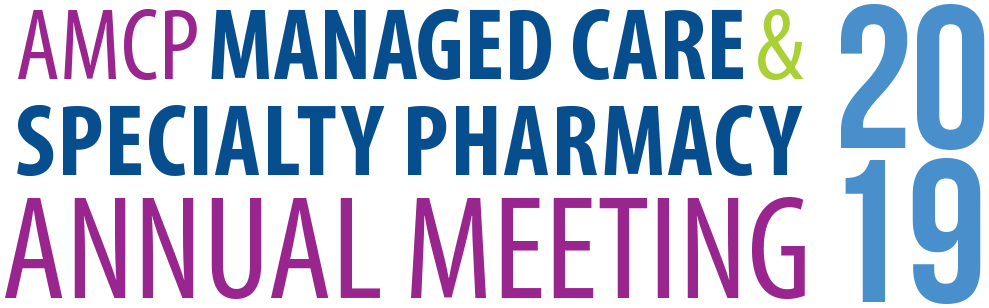 AMCP Managed Care & Specialty Pharmacy Annual Meeting 2019