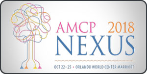 AMCP Nexus 2018 - past meetings